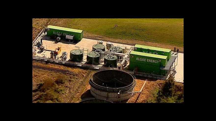 Video Chystá se revoluce ve výrobě biopaliv?