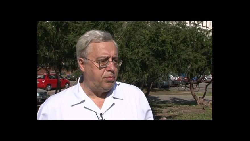 Video O nadstandardu mluví ředitel nemocnice Kyjov Petr Svoboda