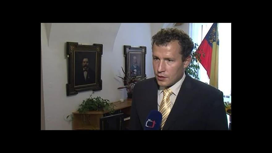 Video O trestním oznámení hovoří starosta Vlastimil Gabrhel (ČSSD)