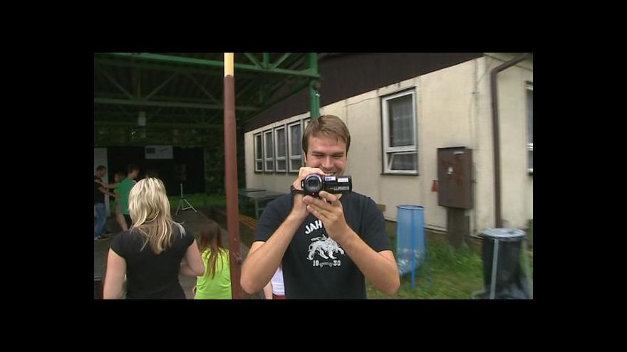 Video Reportáž Moniky Bezuchové o táboře