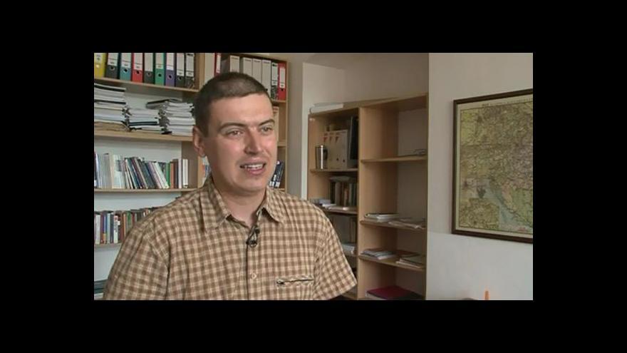 Video O volbách na Zlínsku hovoří politolog Michal Pink