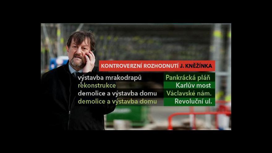 Video Rozhovor s radním Václavem Novotným
