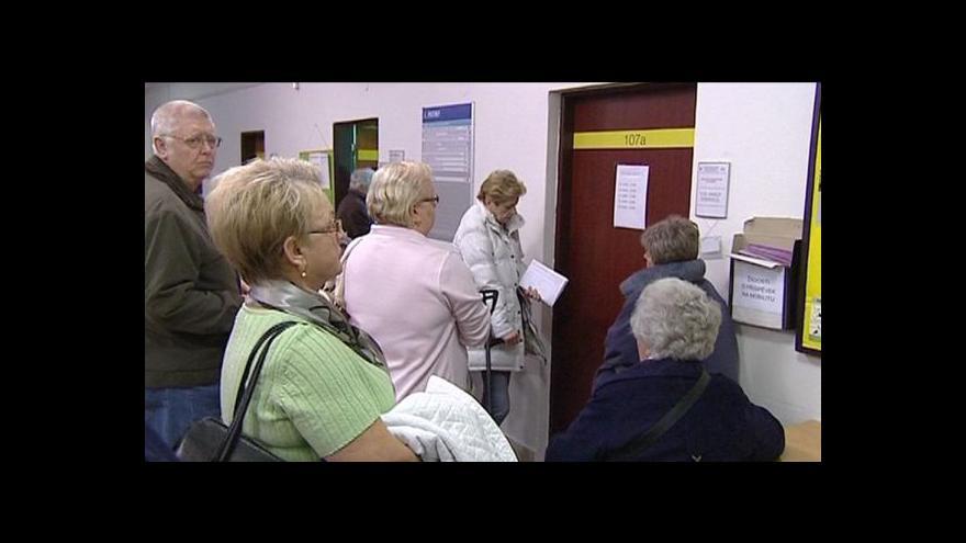 Video Události: Růst nezaměstnanosti v Česku