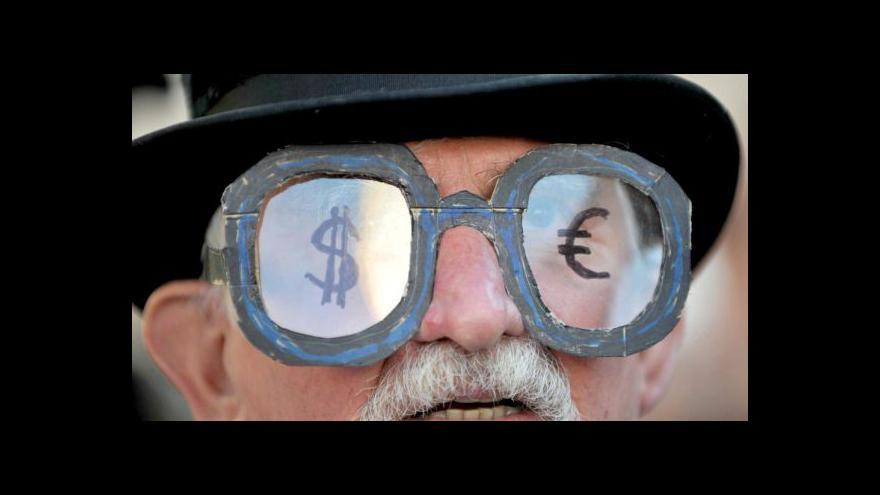 Video Vysokofrekvenční obchodování budí obavy