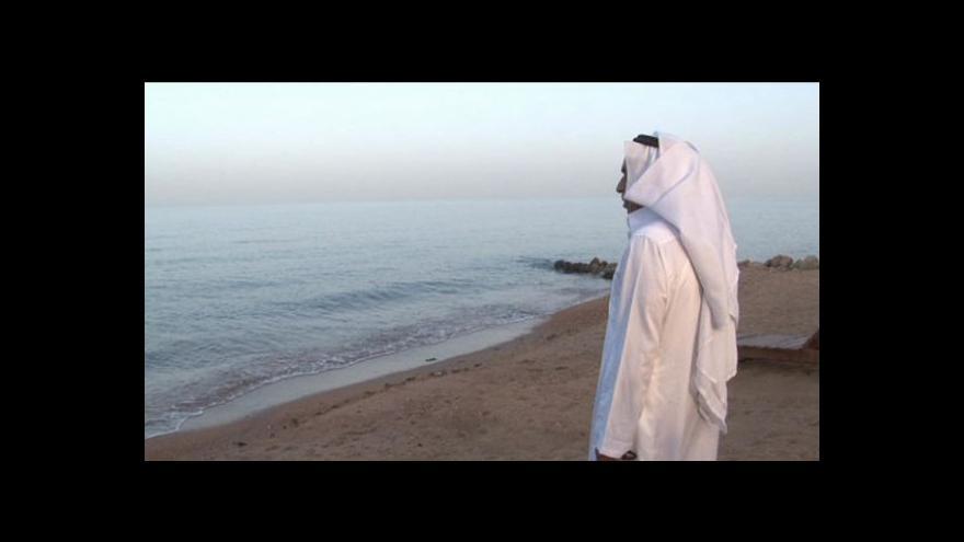 Video Beduíni zablokovali letiště