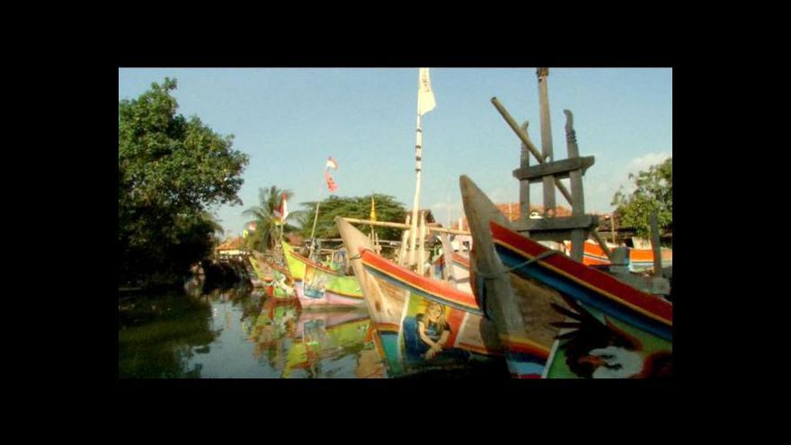 Video Ekologicky šetrný a levný - to je nový motor z Indonésie