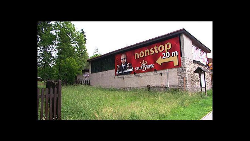 Video Reprotáž Jiřího Hynka