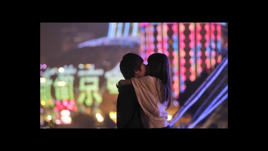 Video Kasina v Macau prožívají krizi