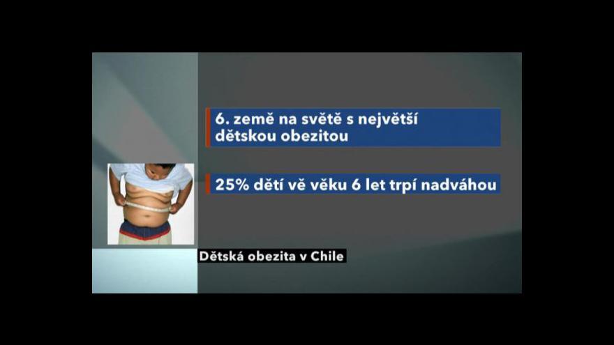 Video V Chile zakázali dávat k jídlu dětské hračky