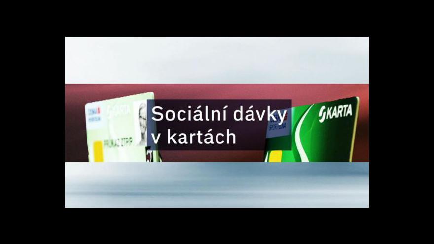 Video Události o sociálních kartách