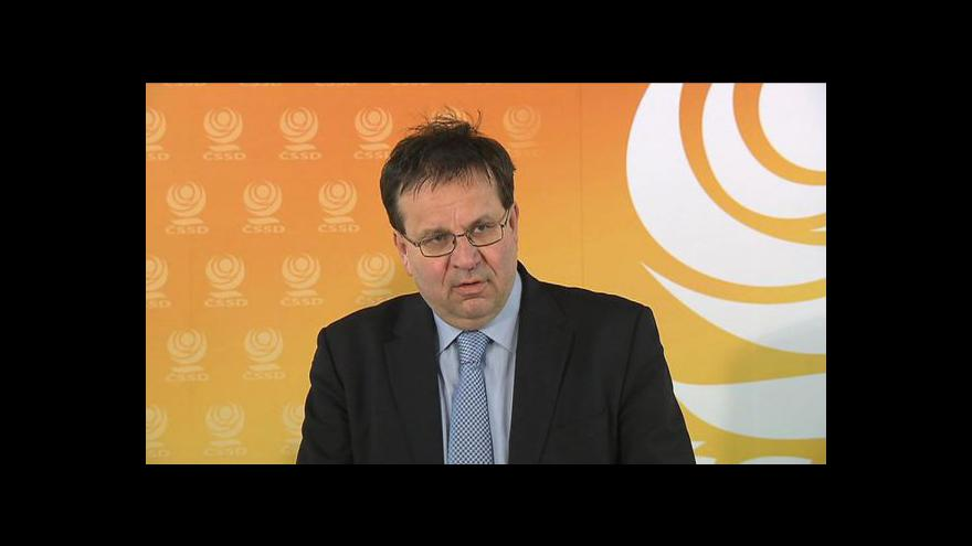 Video Sestřih TK ČSSD o čerpání evropských dotací