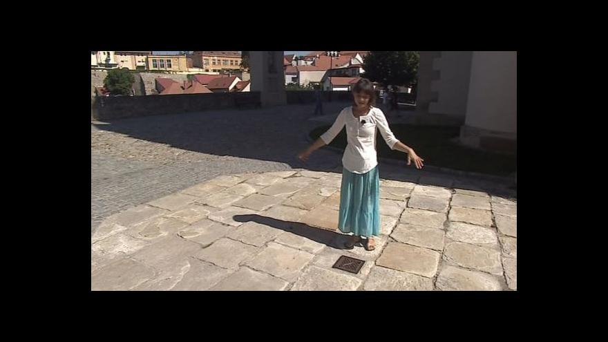 Video Simona Gajdošová z Iuvenes Znoyem o Svatováclavské kapli