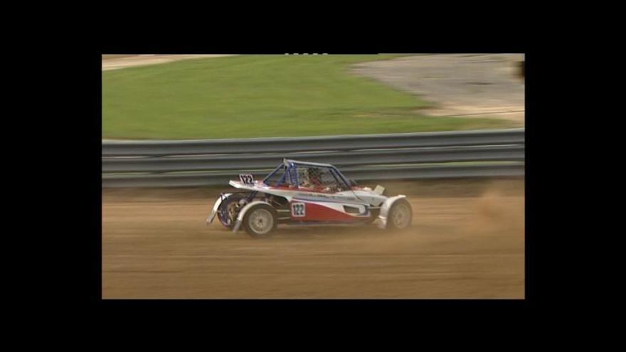 Video No comment závodní jízdy Tomáše Pospíšilíka
