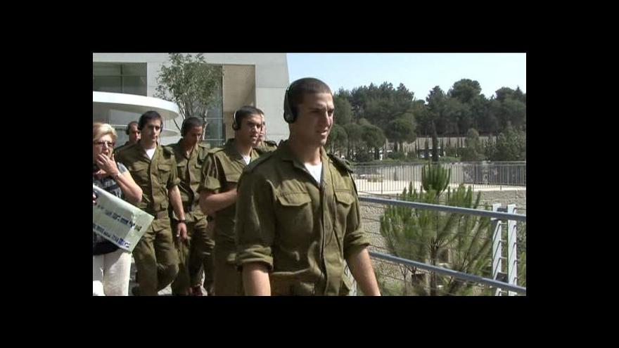 Video Izrael má nový zákon o vojenské službě