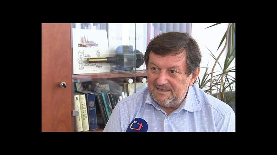 Video Reportáž Luďka Jíry ke jmenování Kněžínka