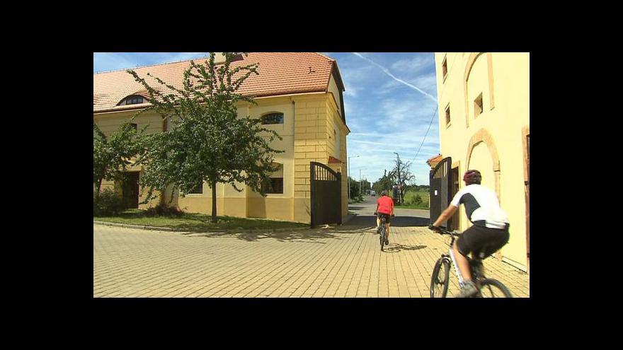 Video Luděk Jíra ze zámku Ctěnice