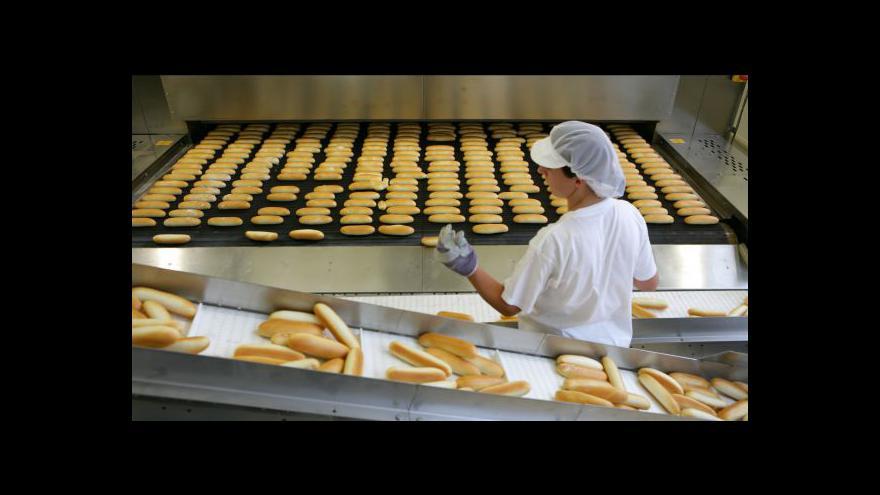 Video Průzkum ČT ohledně označování pečiva