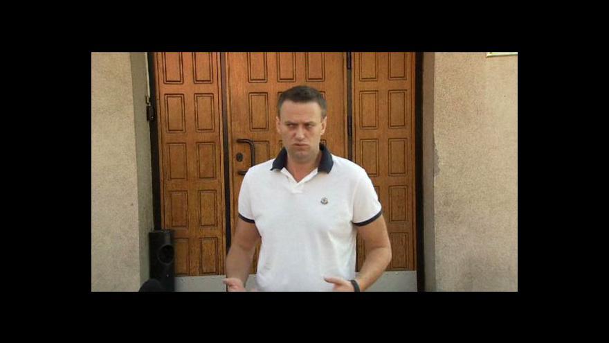 Video Telefonát Jiřího Justa
