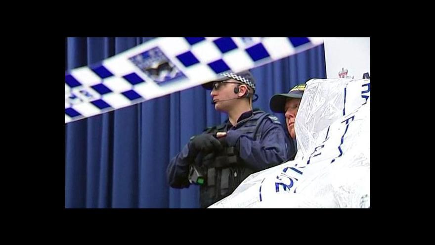 Video Austrálie zadržela rekordní zásilku drog