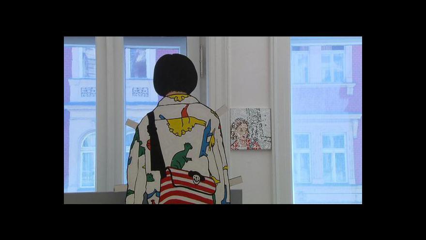 Video Reportáž L. Klímové o výstavě