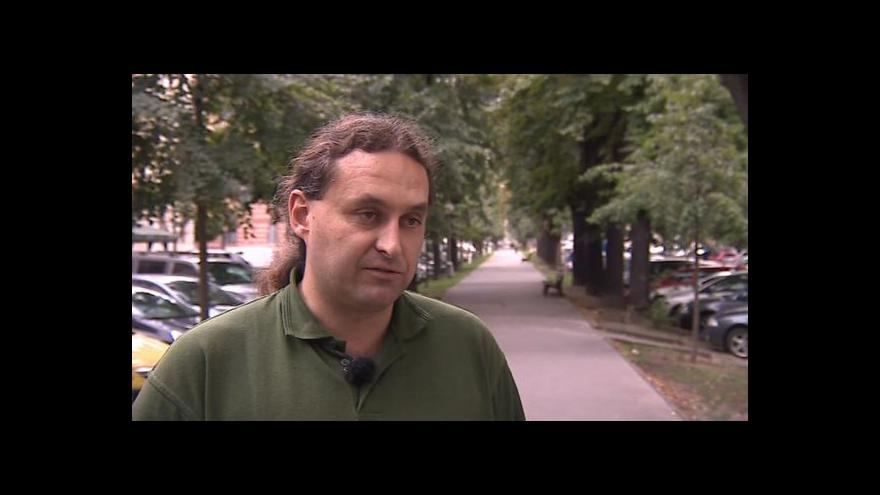 Video Milan Štefanec z Nesehnutí hovoří o nákupních centrech v Brně