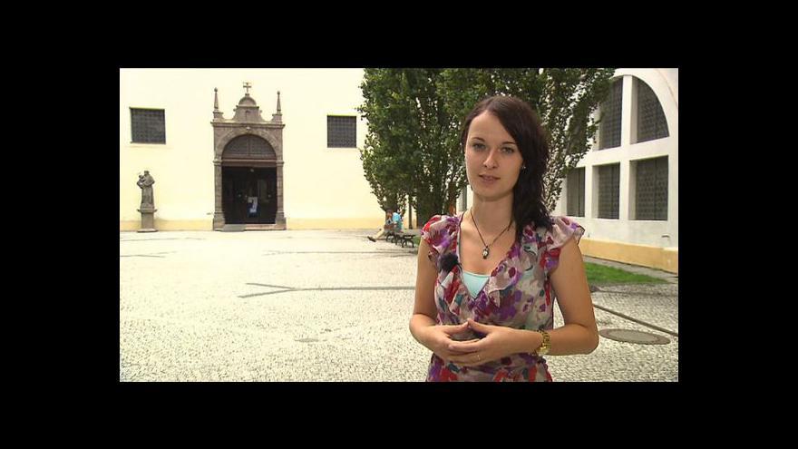 Video Reportáž Radky Zítkové