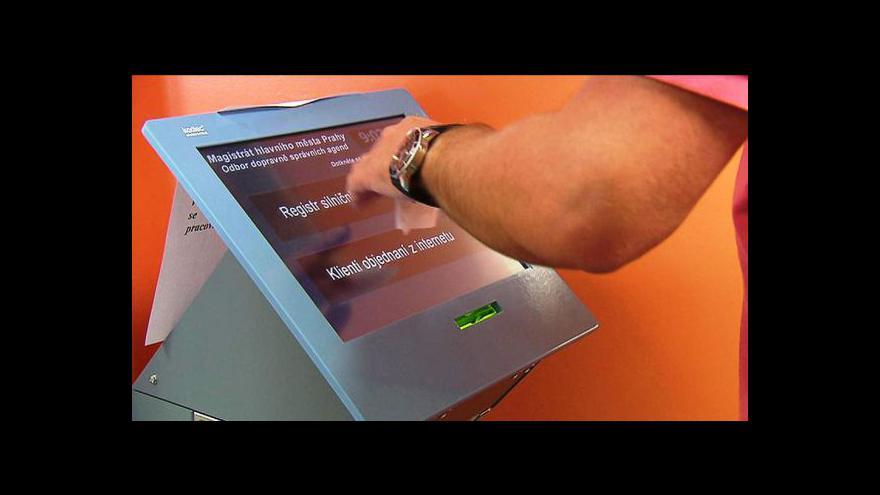 Video Situace okolo registru vozidel tématem Událostí