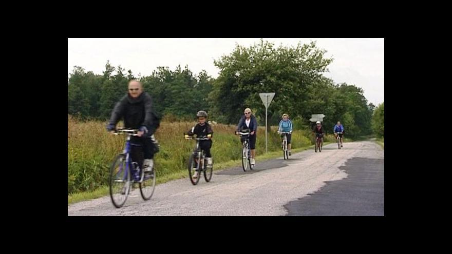 Video Ministerstvo připravuje pravidla pro bezpečný provoz na cyklostezkách