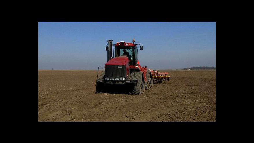 Video Zemědělce úroda letos nepotěší