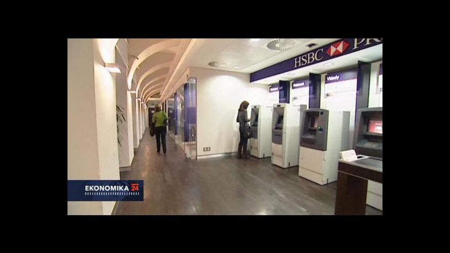 Video Britská banka HSBC dostala v Mexiku pokutu