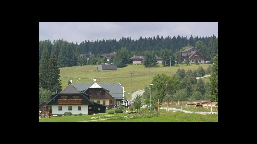 Video Šumavské obavy z rozpočtového určení daní