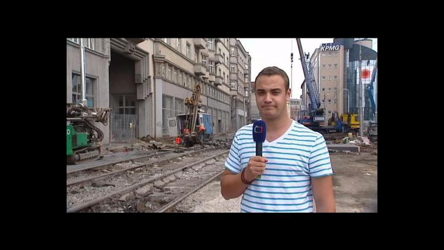 Video Reportáž Tomáše Sirého a Martiny Římanové
