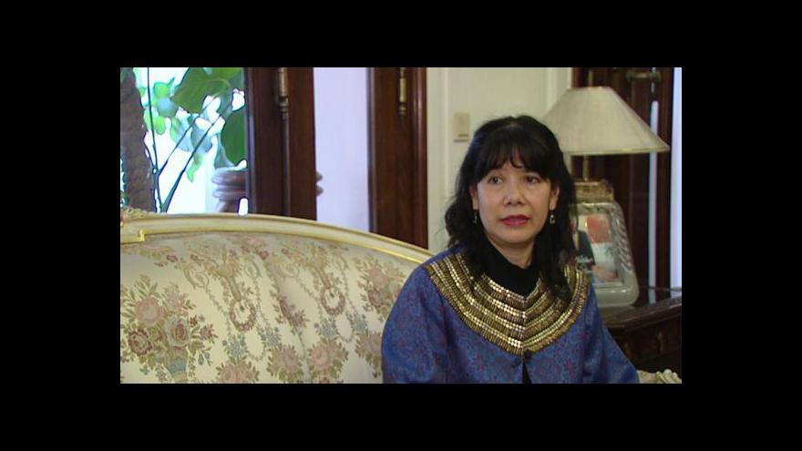 Video Rozhovor s Emerií Siregarovou