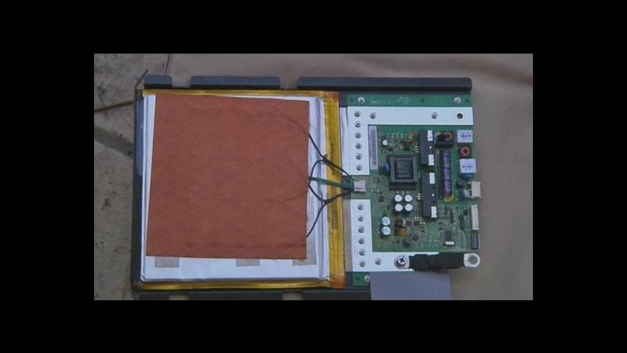 Video Inteligentní baterie z USA