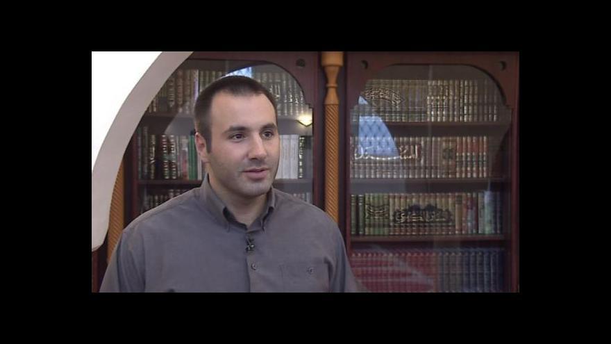 Video Hovoří Asim Atassi z Muslimské obce Brno