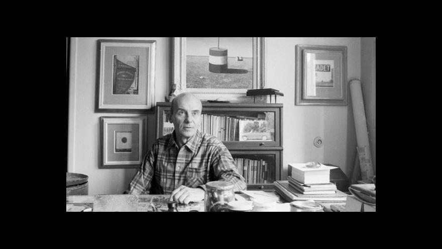 Video Robert Hédervári o Kamilu Lhotákovi