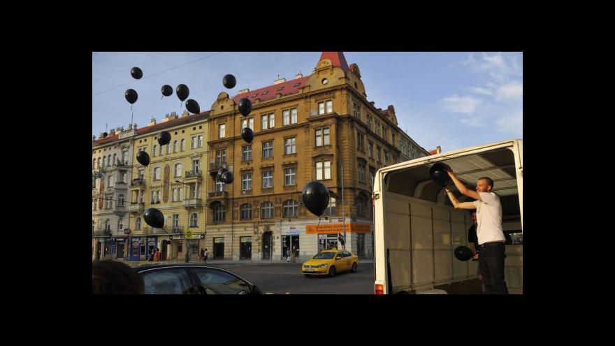 Video Reportáž P. Schubertové o doprovodném programu