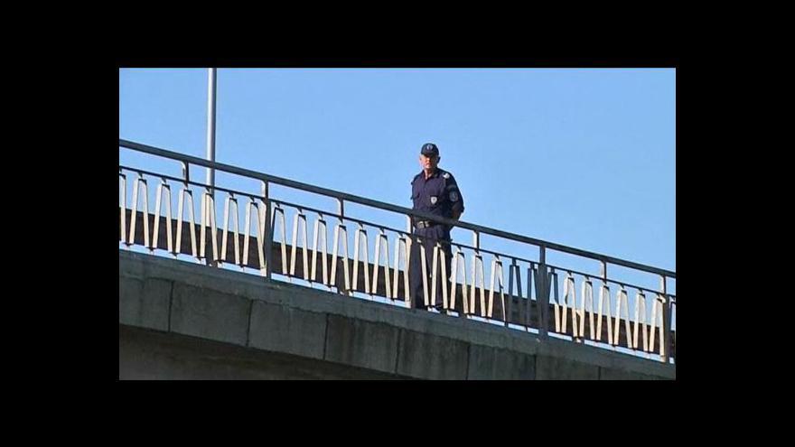 Video V Burgasu uctili památku obětí atentátu