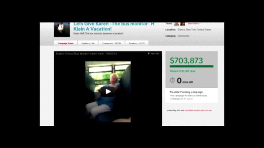 Video Reportáž Petry Flanderkové