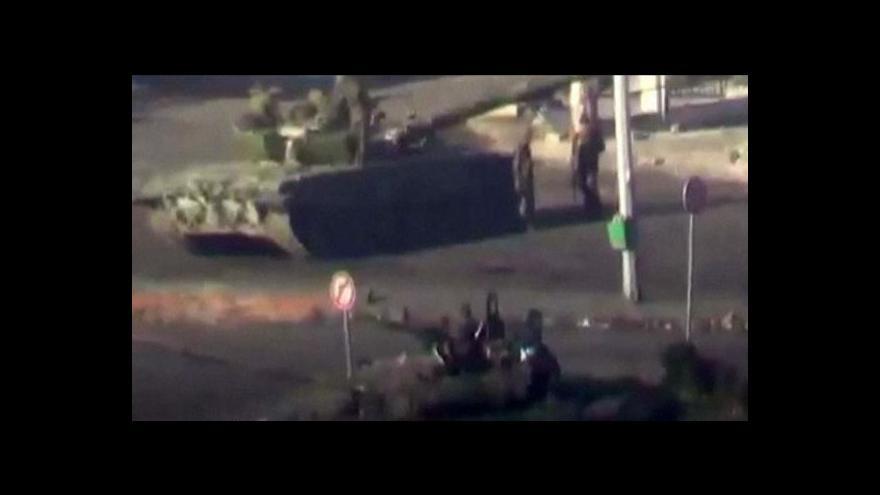 Video V syrském Halabu zaútočily vládní stíhačky