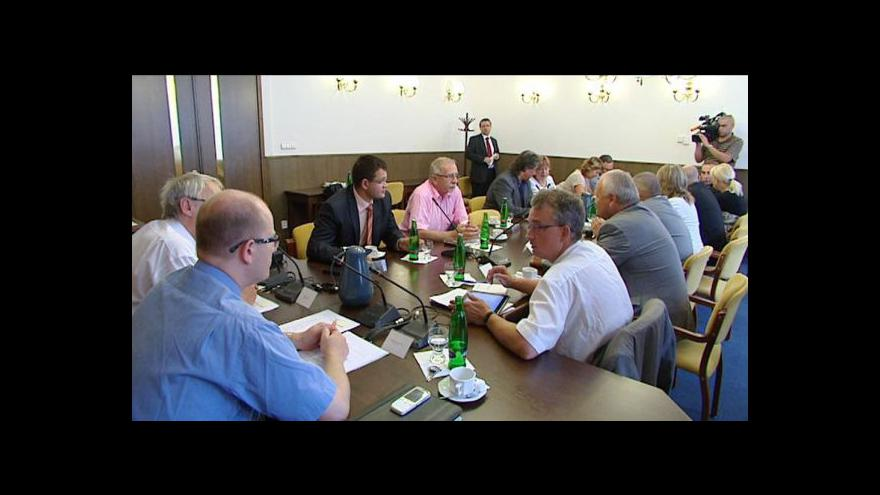 Video Reportáž Pavly Bautzské