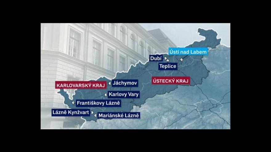 Video Program Severozápad opět řeší podezřelou dotaci