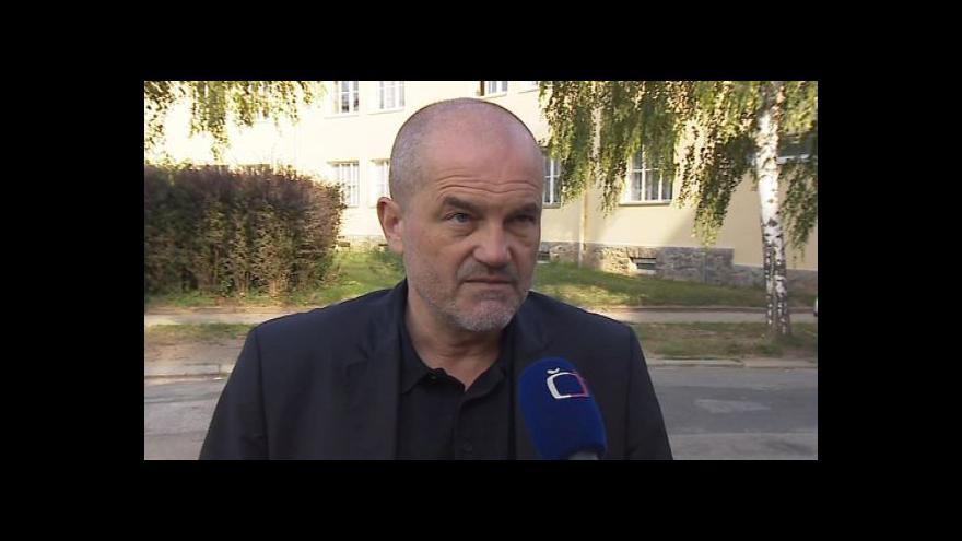 Video Architekt Petr Pelčák o náměstí a Kumpoštově rukopisu
