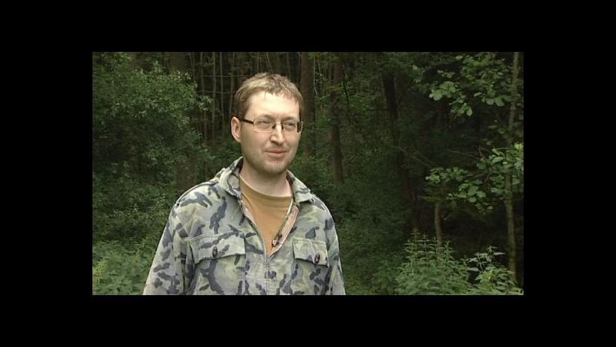 Video Památkář Marek Fajman o stavu lávky