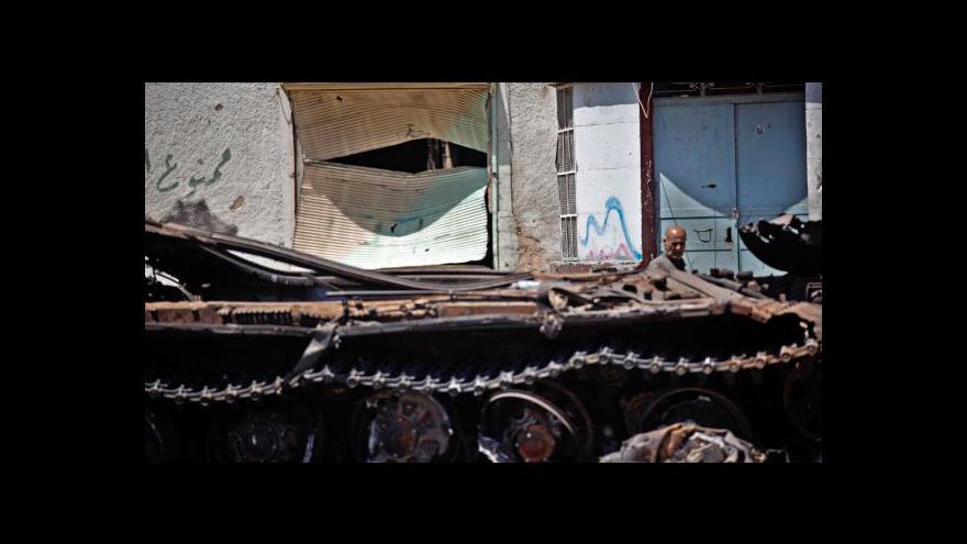 Video Rozhovor s Rashidem Khalilem