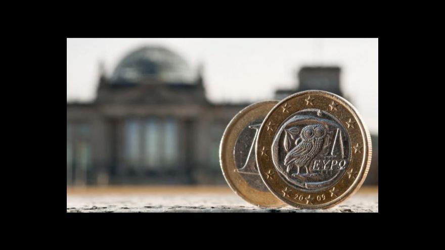 Video Bankrot Řecka je čím dál pravděpodobnější