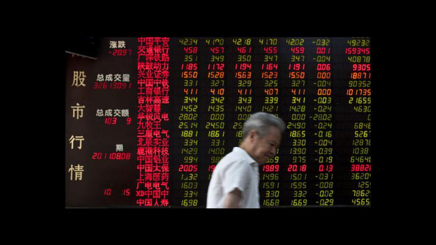 Video Peking pokračuje v cestě k plné směnitelnosti jüanu
