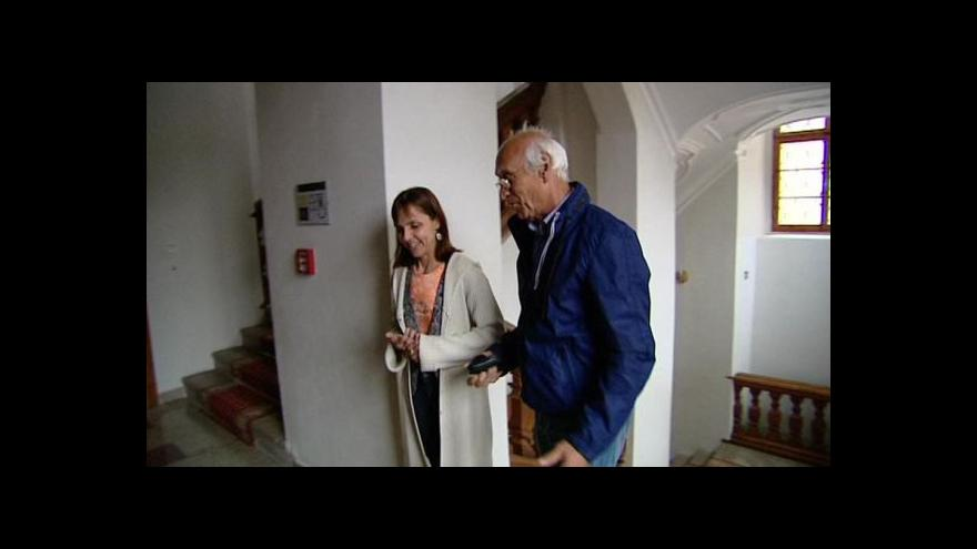 Video Reportáž Marka Štětiny - Danny Douglas v Čechách