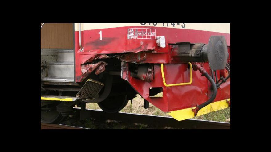 Video Čtyři nehody na přejezdech během dvou hodin