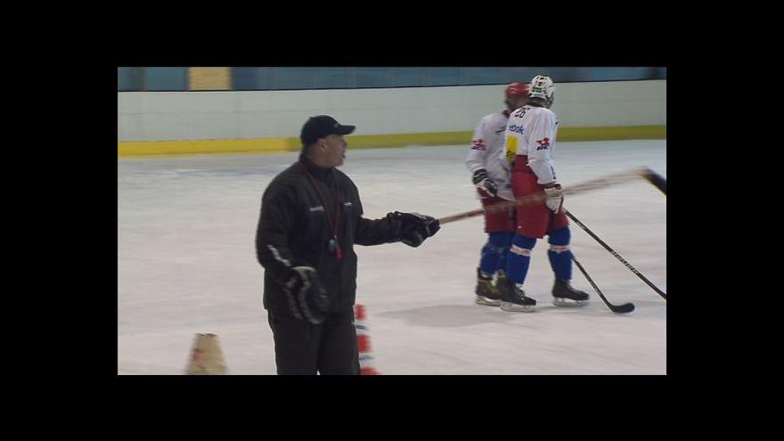 Video Rozhovor s hokejovým expertem Milanem Antošem